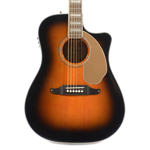 Fender Kingman ASCE Acoustic 3-Color Sunburst