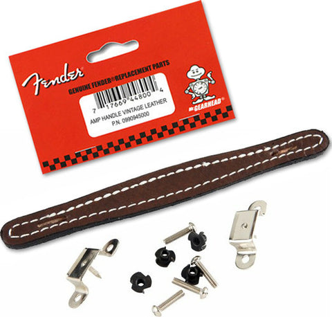 Fender Leather Amp Handle