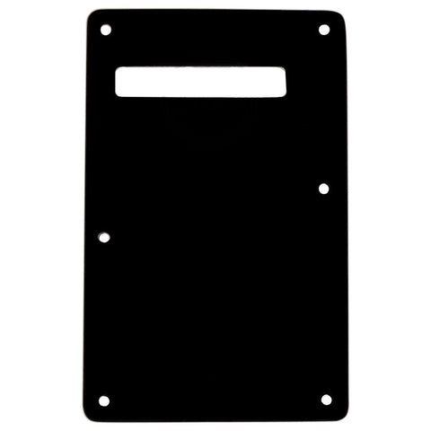 Fender Standard Strat Backplate 3-Ply - Black
