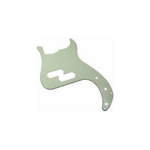 Fender P Bass Pickguard Mint Green 13-Hole (Notch)