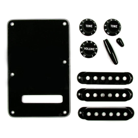 Fender Originalinal Strat Accessory Kit Black