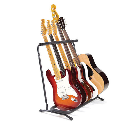 Fender Multi Folding 5-Guitar Stand