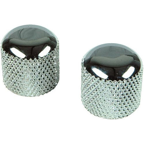Fender Originalinal Tele Dome Knobs Chrome