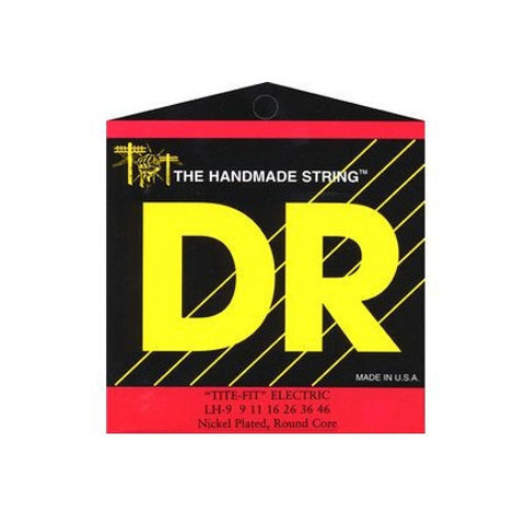 DR Strings LH-9 Tite Fit Electric Lite-n-Heavy 9-46