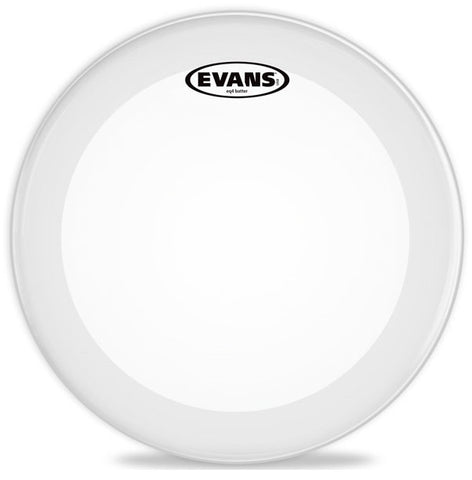 Evans 24 Inch EQ4 Bass Drum Batter Head Coated