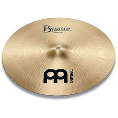 Meinl 21 Inch Byzance Traditional Medium Crash Cymbal