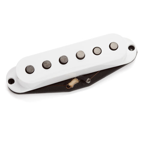 Seymour Duncan SSL52-1b Five-Two Custom Bridge Strat Pickup White