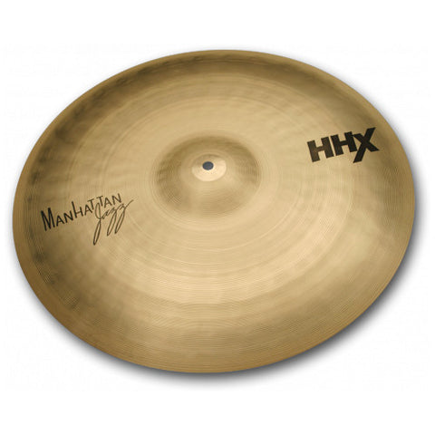 Sabian 21 Inch HHX Manhattan Jazz Ride Cymbal Natural