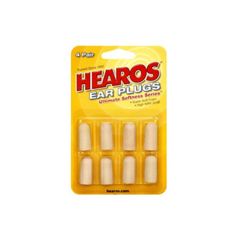 Hearos Ultimate Softness Series 8-Pack
