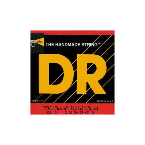 DR Strings JZR-12 Hi-Beam Electric Extra Heavy 12-52
