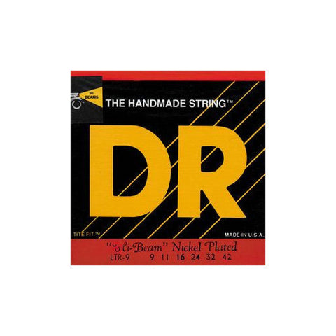 DR Strings LTR-9 Hi-Beam Electric Light 9-42