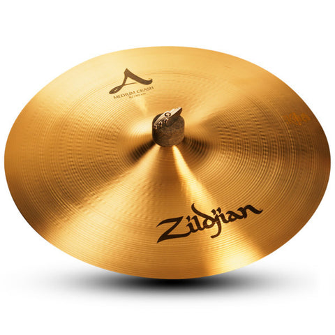 Zildjian 16 Inch A Medium Crash Cymbal