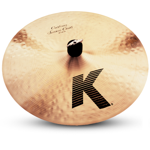 Zildjian 16 Inch K Custom Session Crash Cymbal