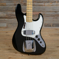 Fender Jazz Bass Black 1975 (s550)
