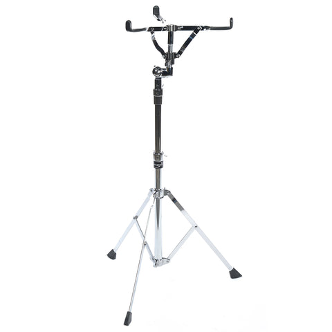 Ahead Mini Snare/Practice Pad Stand, w/Basket, 3 Section Range 23