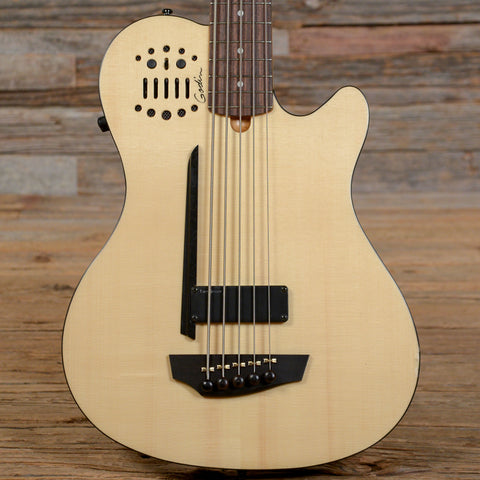 Godin A5 Ultra Bass Natural USED (s252)