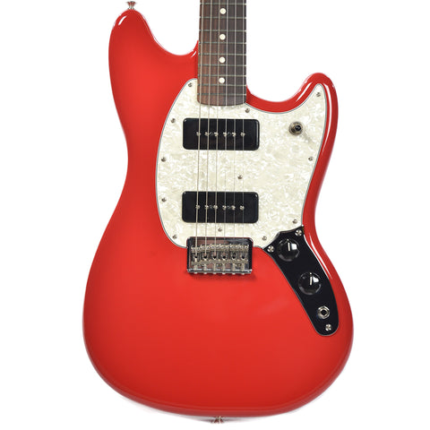 Fender Offset Series Mustang 90 Torino Red