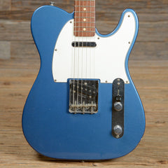 Fender Custom Shop '63 Telecaster Closet CLassic Lake Placid Blue 2000 (s222)