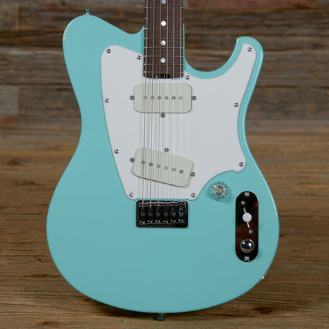 Swope MG Knock Around Relic Surf Green USED (s042)