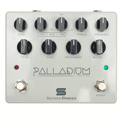 Seymour Duncan Palladium Gain Stage Pedal Glossy White