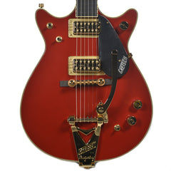 Gretsch G6131T-62 Vintage Select Edition 62 Duo Jet Firebird Red w/Bigsby