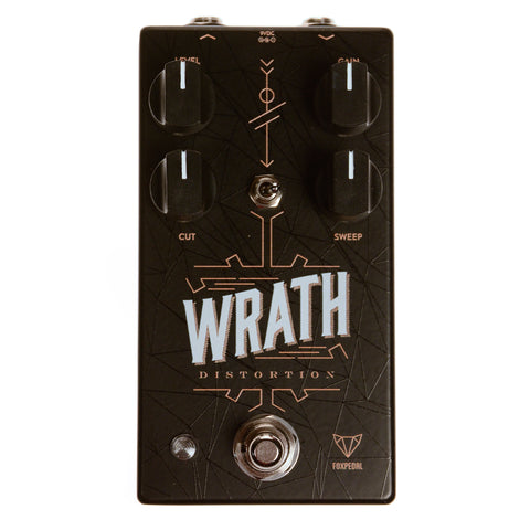 Foxpedal Wrath Distortion v2