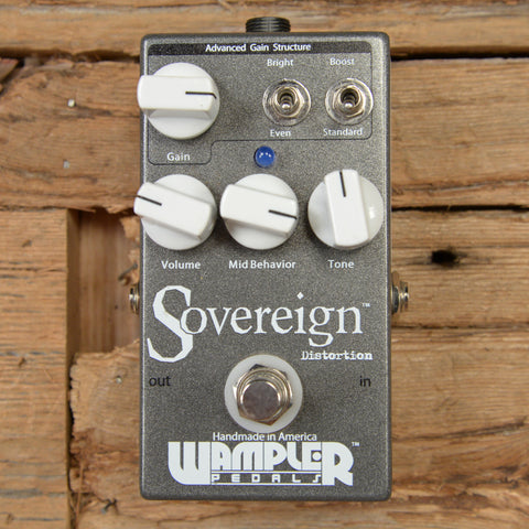 Wampler Sovereign Distortion USED