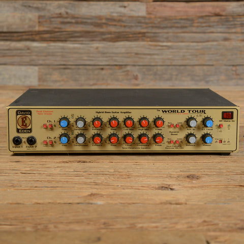 Eden WT-1205 Bass Amp Head USED