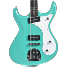Eastwood Sidejack Baritone Deluxe Sea Foam Green (CME Exclusive) Floor Model