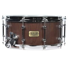 Tama Sound Lab Project 6.5x14 Snare Drum Matte Black Walnut