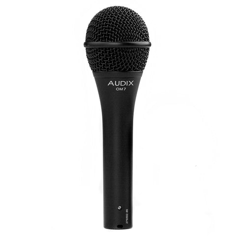 Audix OM7 Dynamic Vocal Microphone Concert