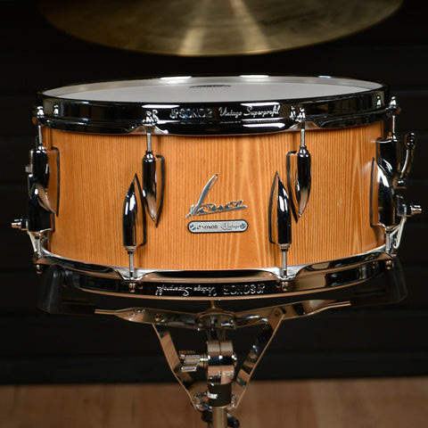 Sonor 6.5x14 Vintage Series Snare Drum Vintage Natural