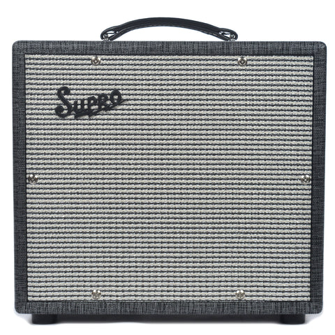 Supro 1700SPR-U Supreme/Comet 1x12 Extension Cabinet Floor Model