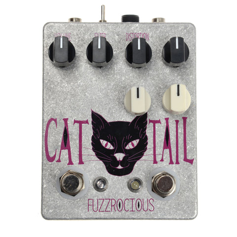 Fuzzrocious Cat Tail Distortion w/2nd Distortion Mod