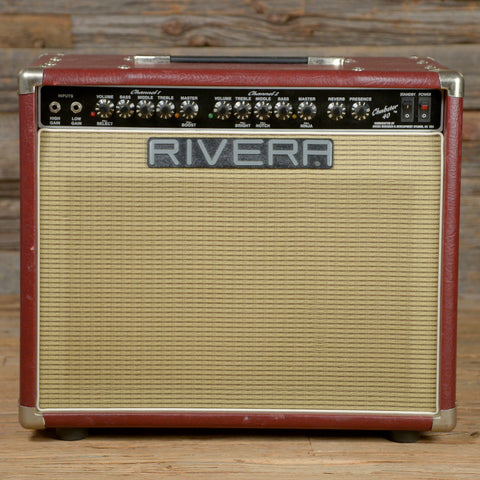 Rivera Chubster 40 1x12 Combo USED