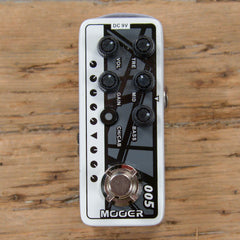 Mooer 005 Fifty‑Fifty 3 Micro Preamp USED