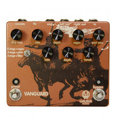 Walrus Audio Vanguard Dual Phase Phaser