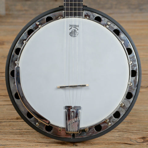 Deering Goodtime Midnight Special 5-String Banjo USED