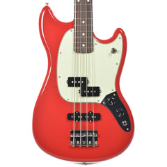 Fender Offset Series Mustang Bass PJ RW Torino Red
