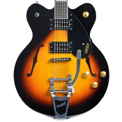 Gretsch G2622T Streamliner Center Block Aged Brooklyn Burst w/Bigsby & Broad'Tron Pickups