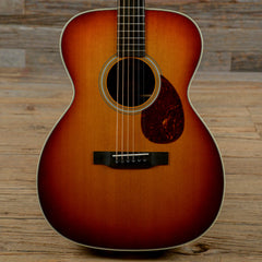 Collings OM2 Orchestra Model Torrefied Sitka Spruce/East Indian Rosewood Sunburst 2016 w/OHSC USED (s462)