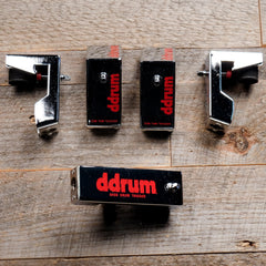 Ddrum CE Tour Pack Drum Triggers USED