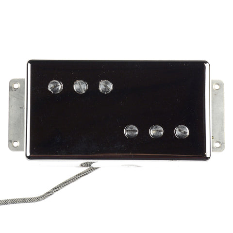 Curtis Novak Widerange Humbucker Bridge Pickup Nickel