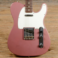 Fender Custom Shop 1960 Telecaster Burgundy Mist 2007 (s346)
