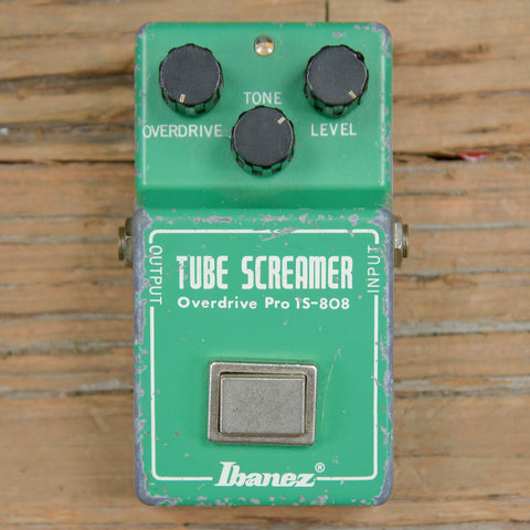 Ibanez TS808 Tubescreamer 1981 USED