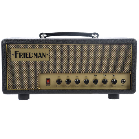 Friedman Runt 20 2 Channel 20W EL84 Head