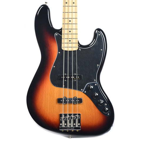 Fender Deluxe Active Jazz Bass MN 3-Tone Sunburst