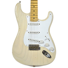 Fender Custom Shop Journeyman Relic Eric Clapton Signature Stratocaster Aged White Blonde
