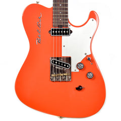 Asher T-Deluxe Bel-Air Two-Tone Gypsy Red/Indian White (Serial #884)