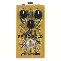 Yellowcake Fried Gold Overdrive Pedal